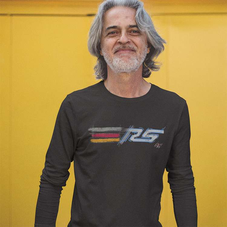 Classic RS Long-Sleeved Shirt Design, produced for the Autofarm Drive Club