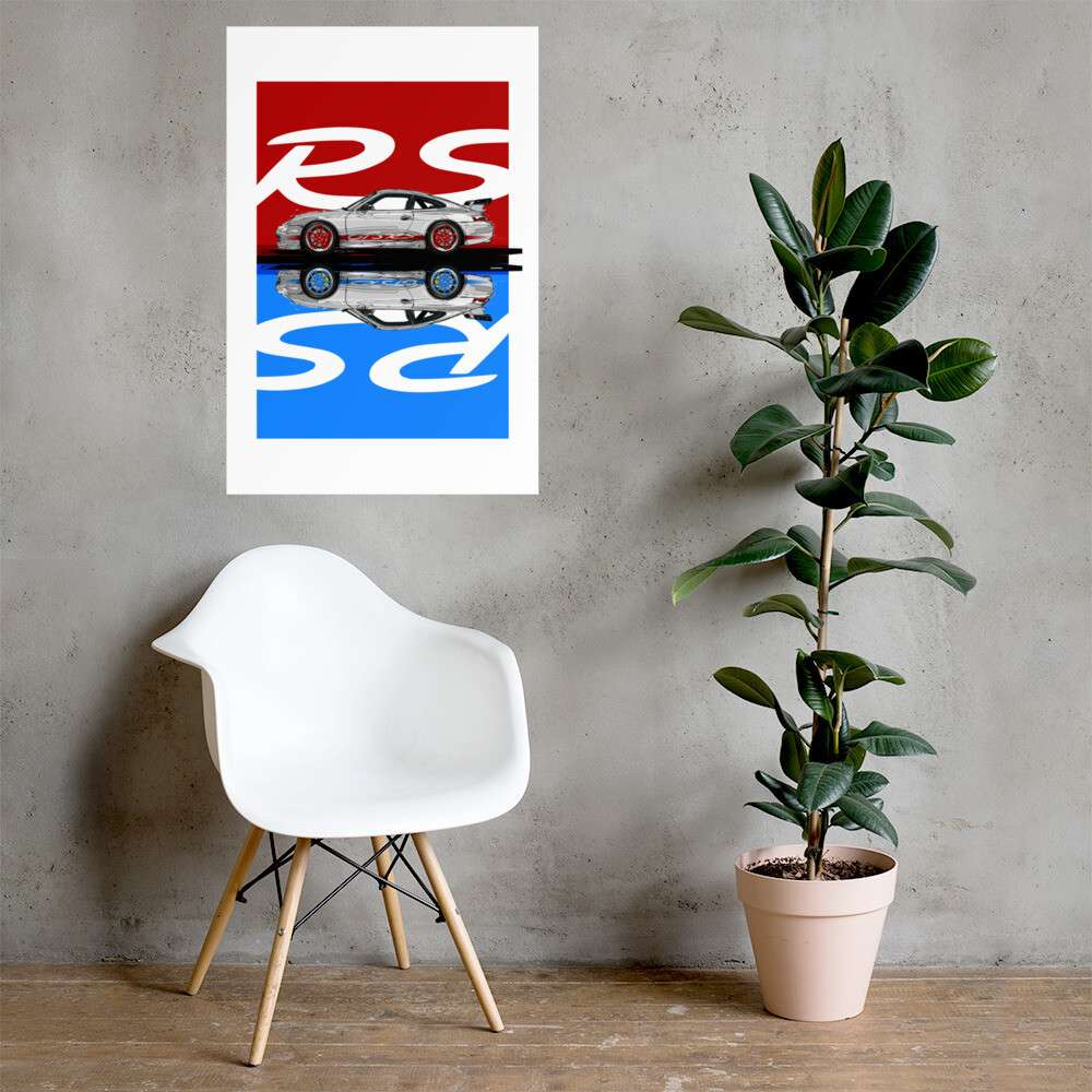GT3 RS Print