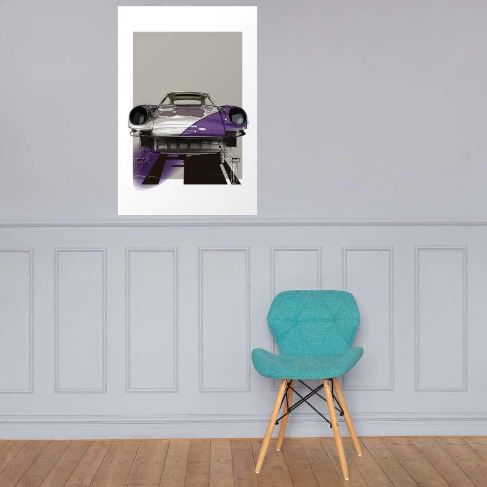 Trinidad RS Framed Print